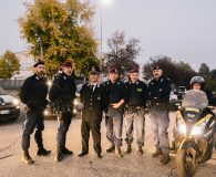 Guardie Armate Vedetta,sicurezza contro furti , abitazioni private, Sotto la Presidenza di Antonio Giampaolo e l'Ispettore Marmo