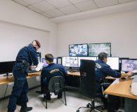 Monitoraggio videosorveglianza con sistemi di allarmi con servizio di collegamento allarmi